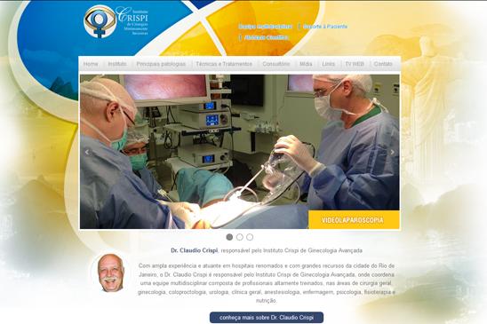 O Instituto Crispi de Cirurgias Minimamente Invasivas é um projeto inovador coordenado pelo Dr. Cláudio Crispi em parceria com sua equipe multidisplinar composta de profissionais altamente treinados, nas áreas de cirurgia geral, ginecologia, coloproctologia, urologia, clínica geral, anestesiologia, enfermagem, psicologia, fisioterapia e nutrição.